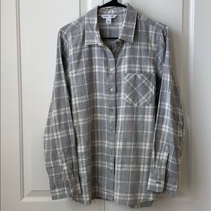 Old Navy Classic Fit Flannel Shirt